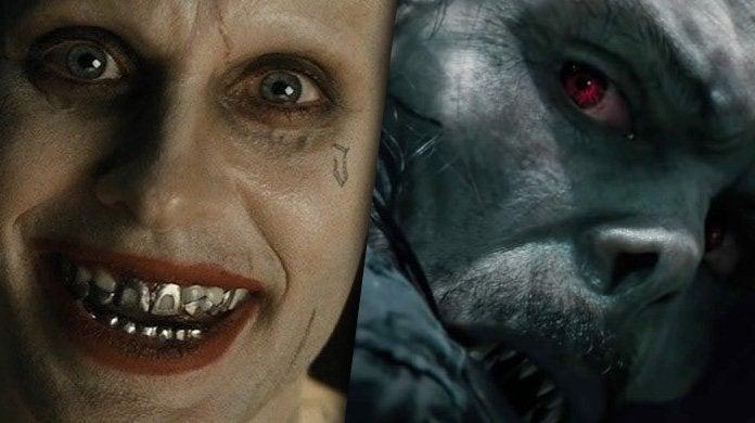 morbius joker jared leto