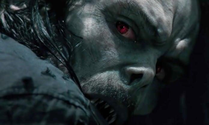 Morbius movie Sony