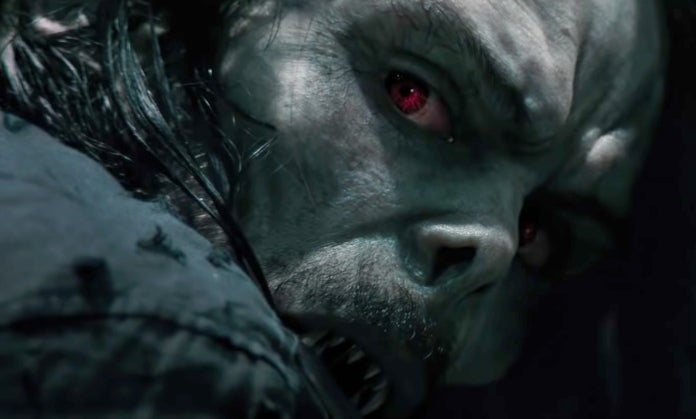 Morbius movie Sony