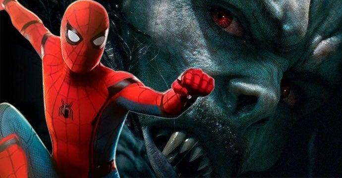 morbius spider-man