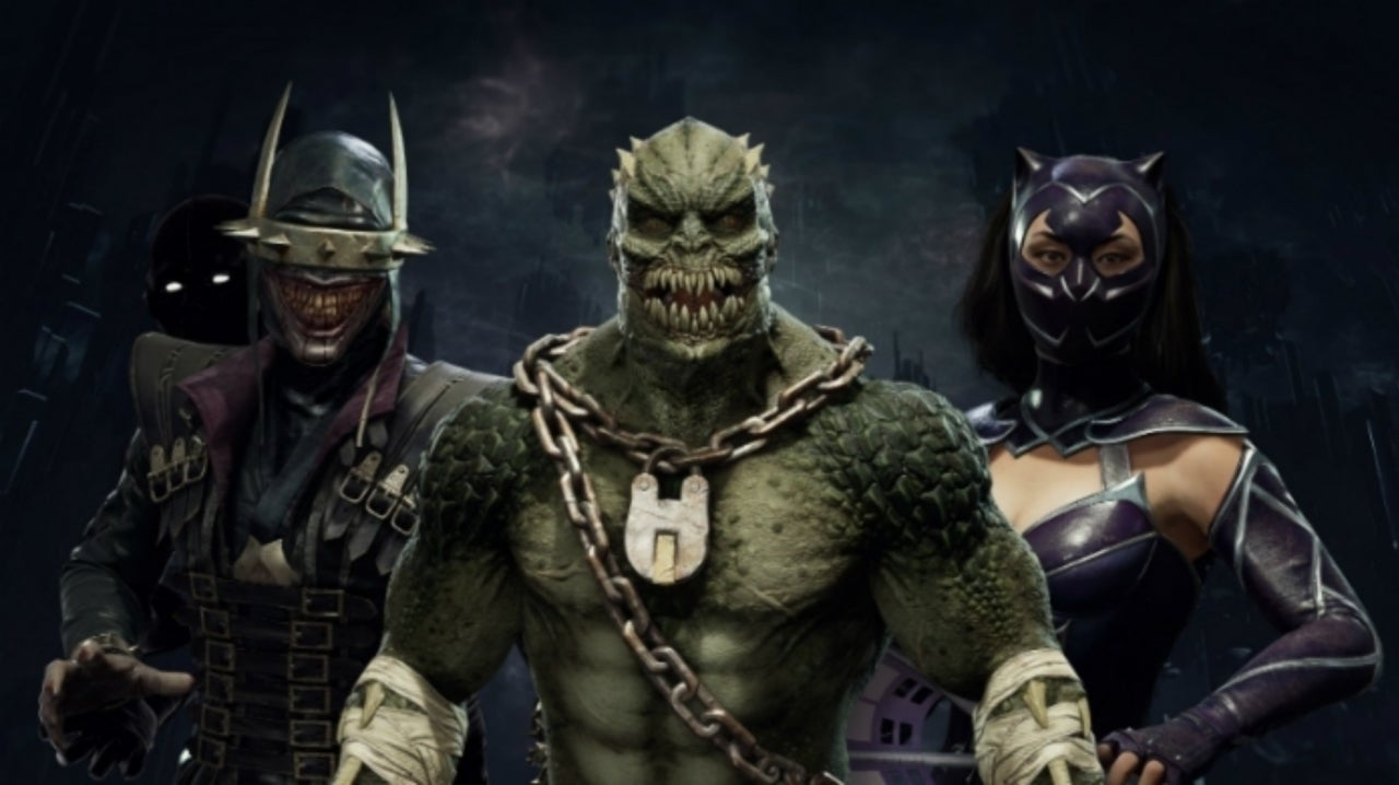 Mortal Kombat 11 Reveals New DC Skins, Including One Based on The Batman Who Laughs