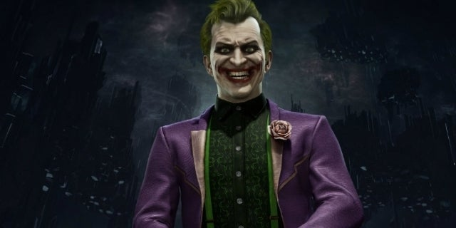Mortal Kombat 11 Patch Fixes Several Joker Issues