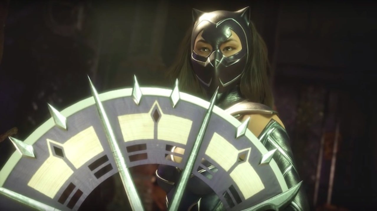Mortal Kombat 11 Fans Are Going Crazy for Kitana's New Catwoman Skin