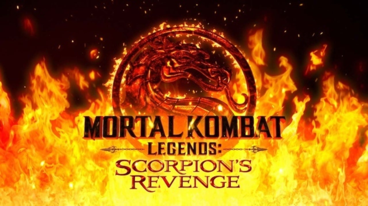 Animated Mortal Kombat Movie Gets Release Window, Logo, and Official Title