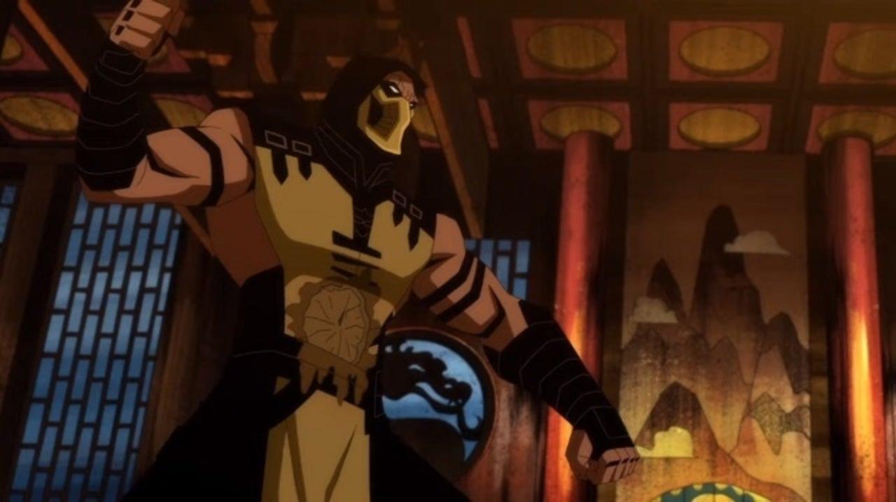 mortal kombat scorpions revenge dvd release date