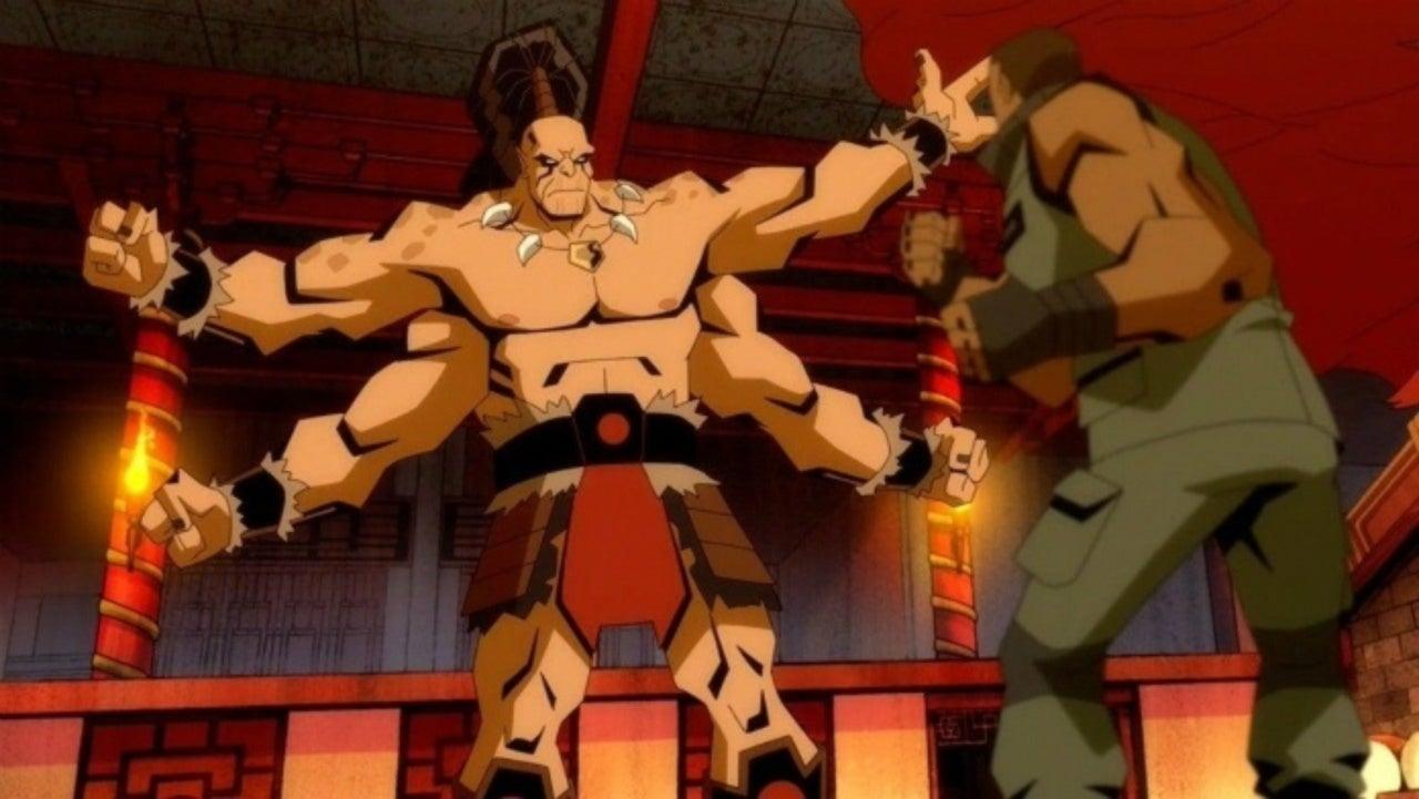 First Mortal Kombat Legends: Scorpion's Revenge Movie Trailer Released