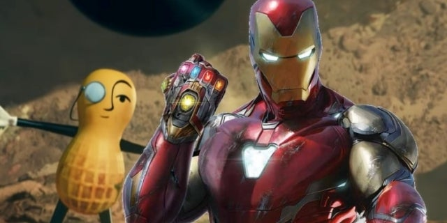 Iron Man's Death in Avengers: Endgame Inspired Planters to Kill Off Mr. Peanut