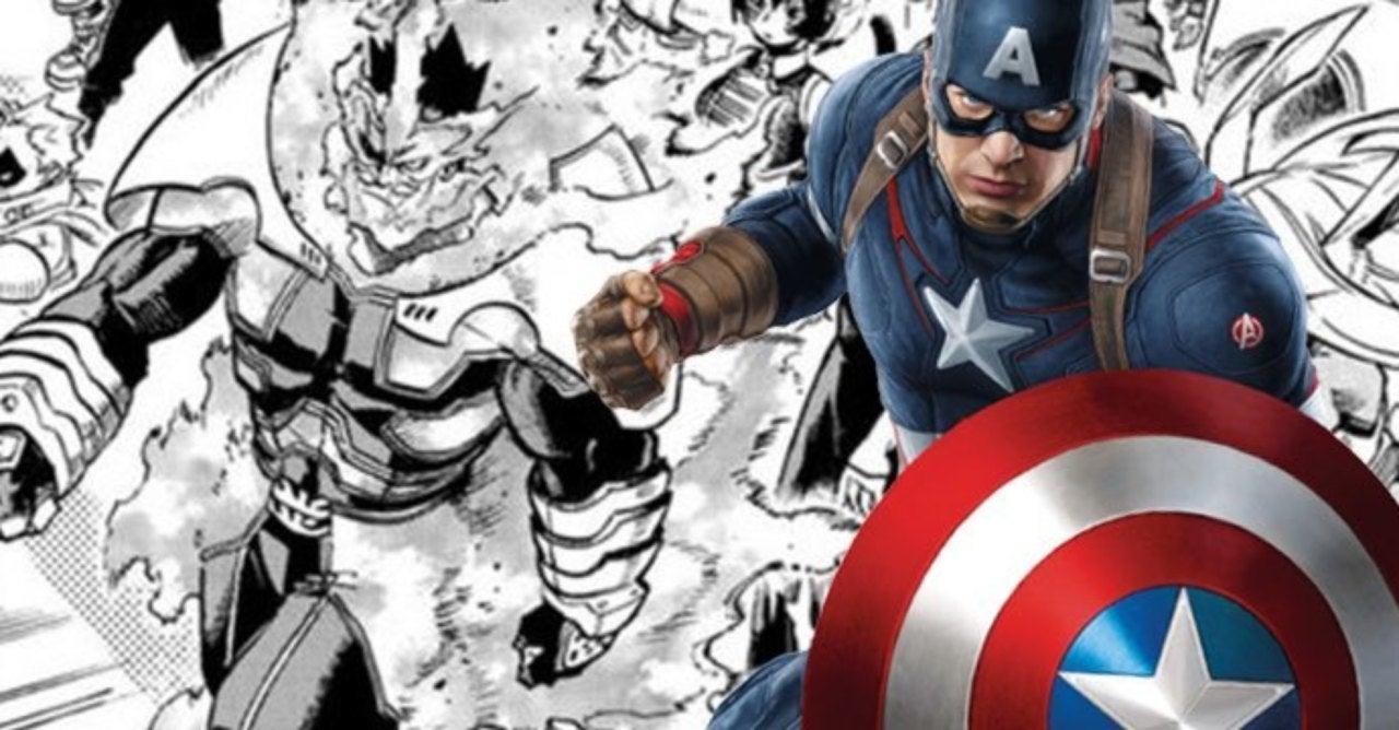 My Hero Academia Teases an 'Avengers' Level Showdown