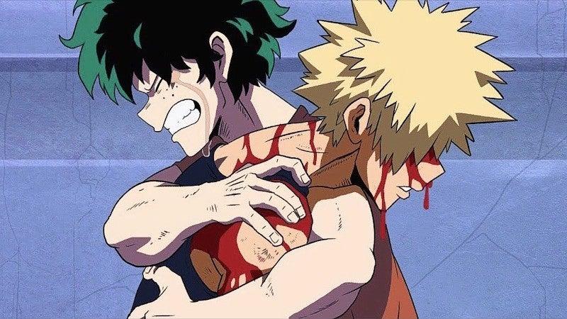 My Hero Academia Bakugo Death