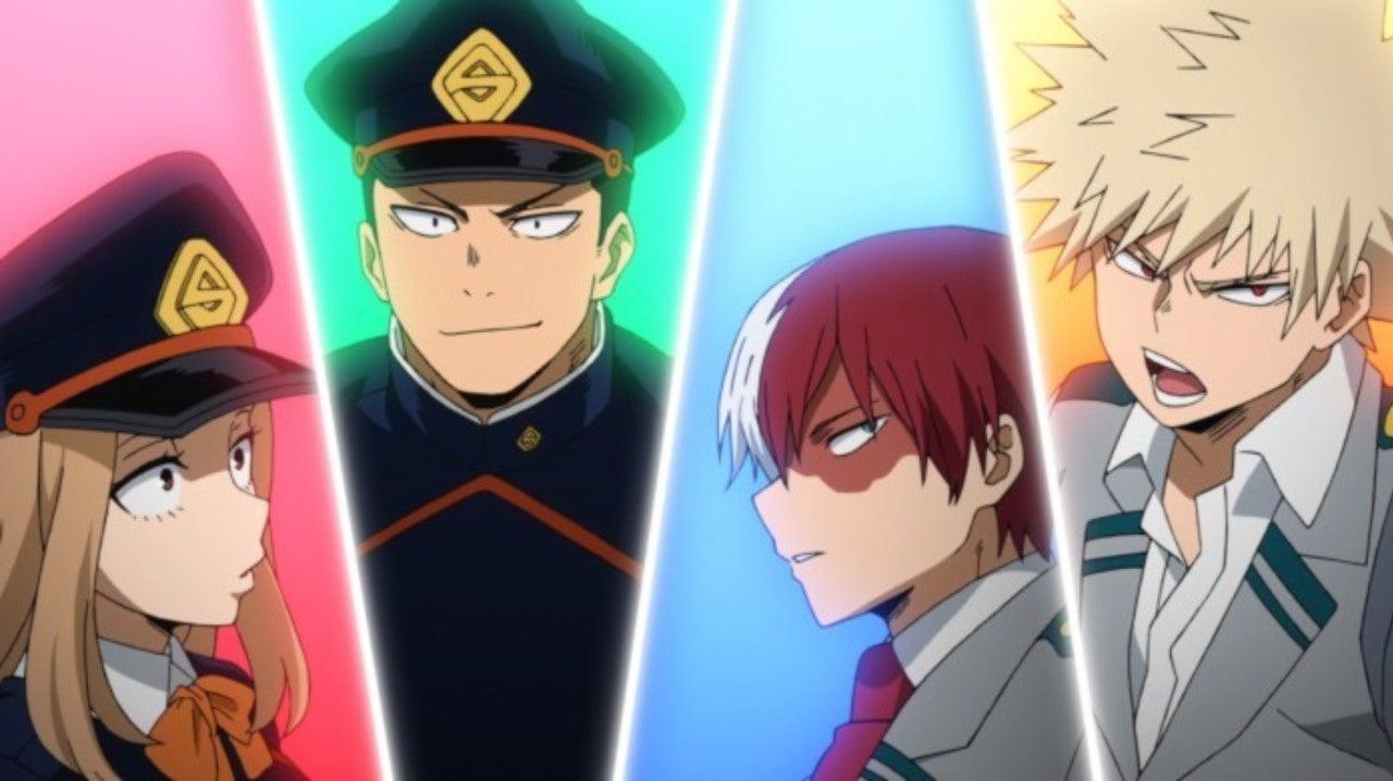 My Hero Academia Finally Brings Back Camie, Yoarashi