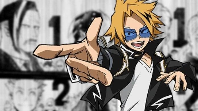 My Hero Academia Kaminari Traitor Theory Chapter 258 Manga