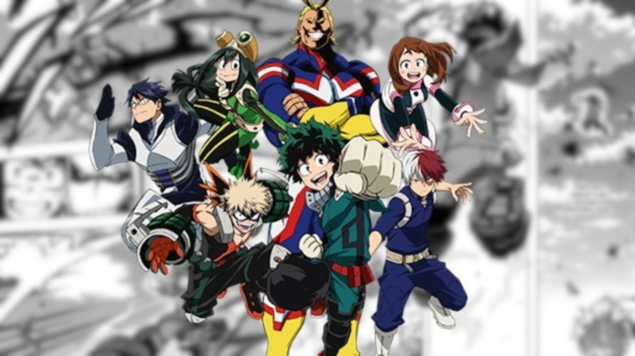 My Hero Academia Reveals The Results Of Class 1 A S Work Studies