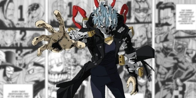 My Hero Academia Reveals Inner Workings of Shigaraki's Army