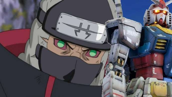 Naruto Gundam