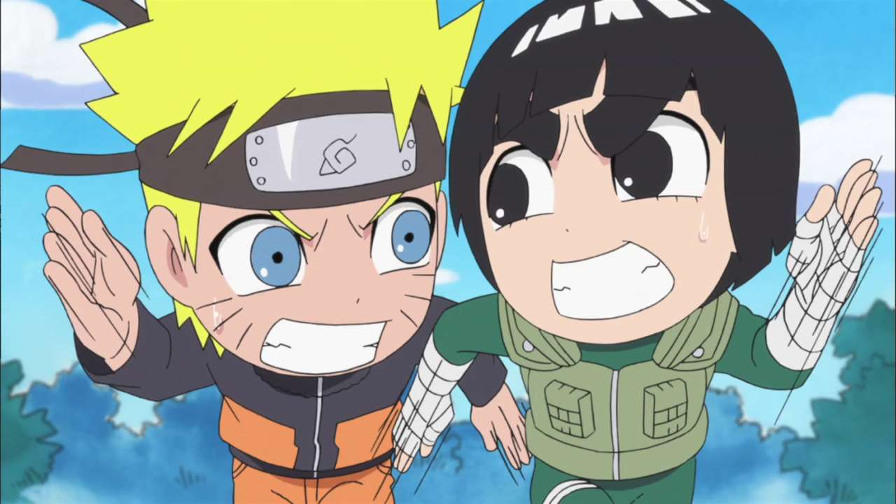 Naruto Rock Lee