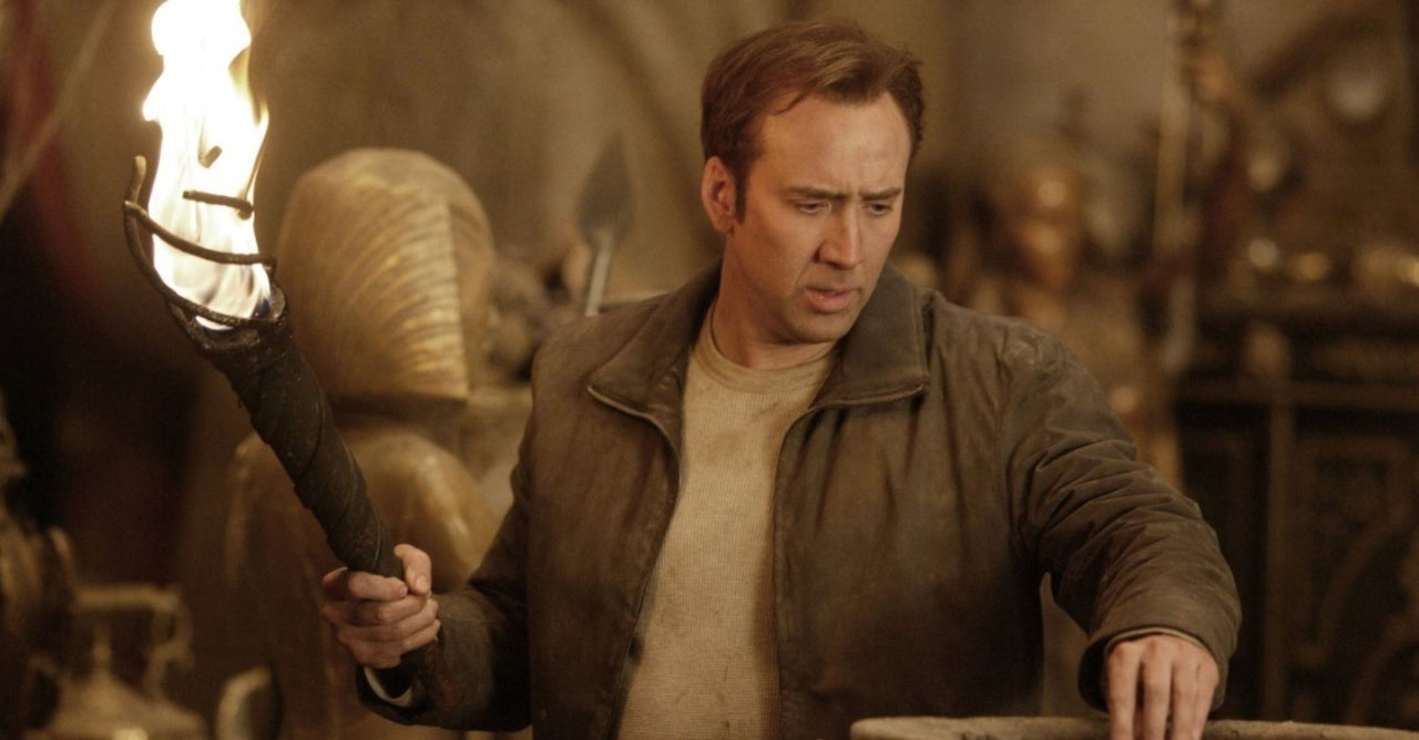 National Treasure 3 Is in the Works and Fans Are Freaking Out