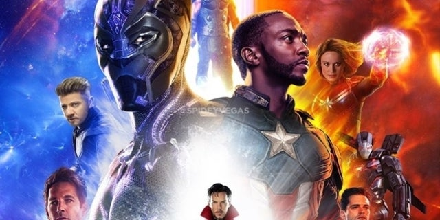 New Avengers Movie Poster