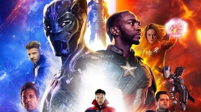 new avengers teaser poster