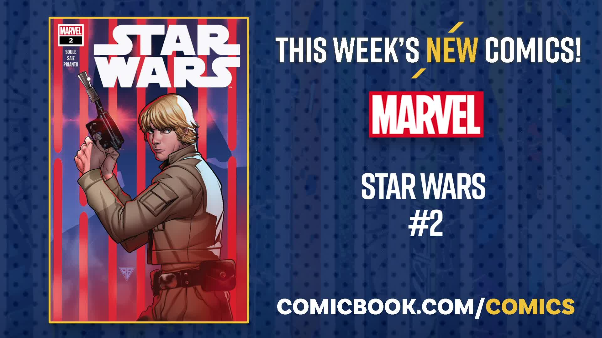 NEW Comics Out This Week - January 29, 2020 screen capture