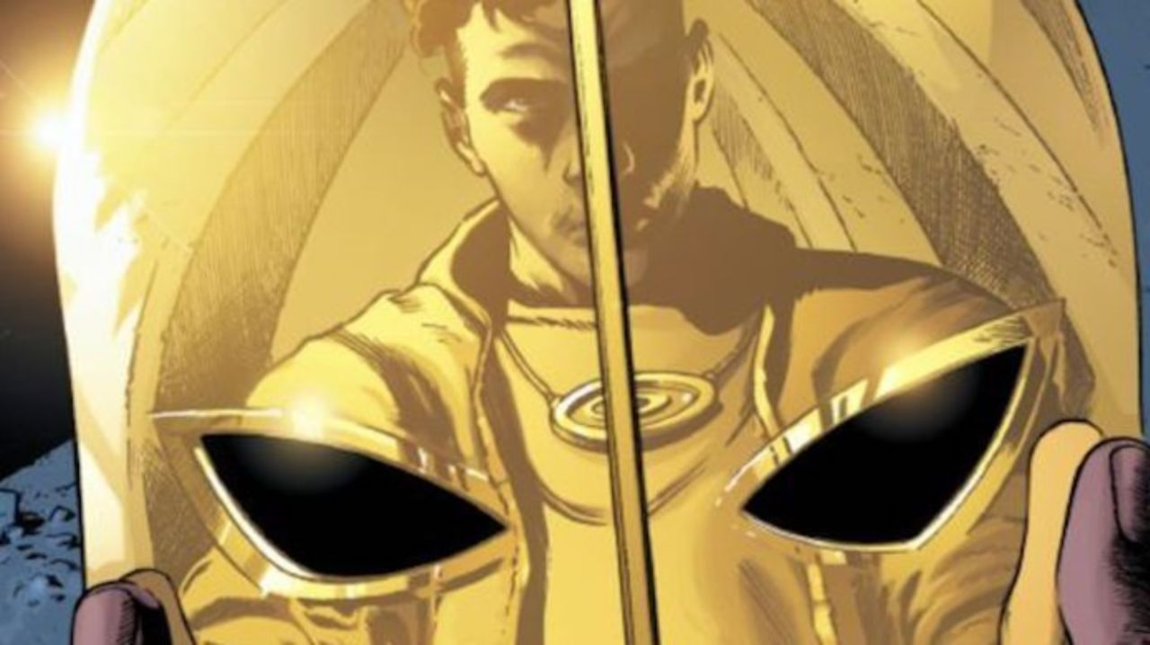 DC Teases Return of Doctor Fate