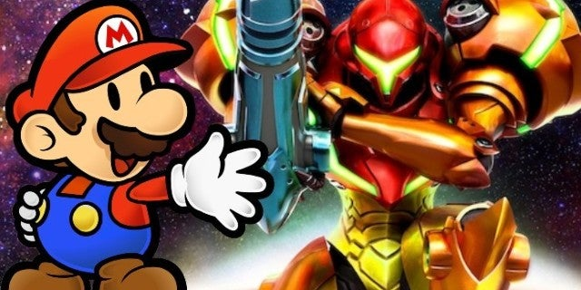 Nintendo Reportedly Releasing New Paper Mario and 2D Metroid This Year