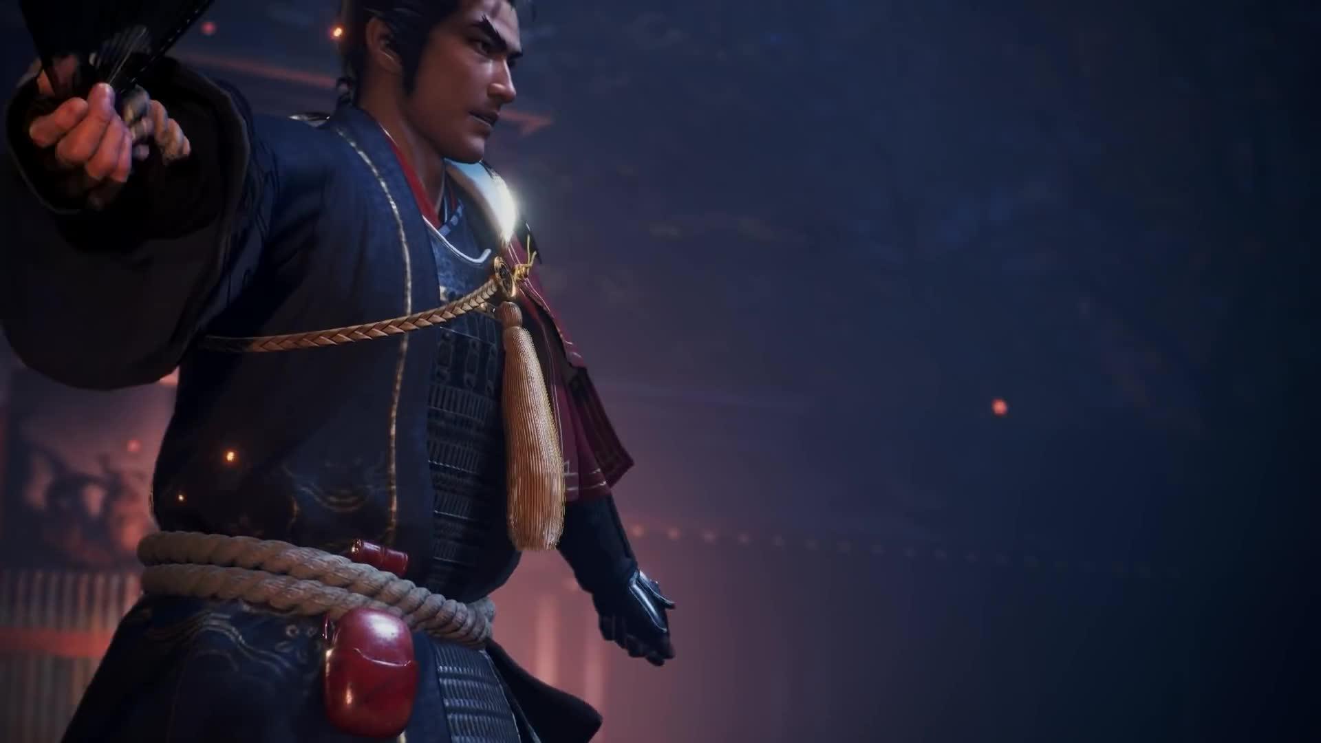 Nioh 2 - Story Trailer | PS4 screen capture