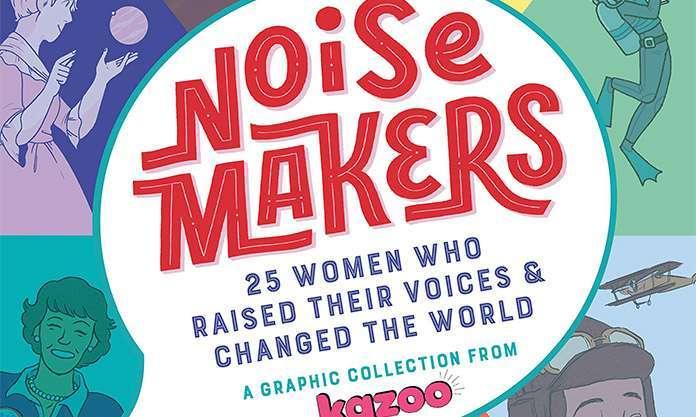 noisemakers kazoo header