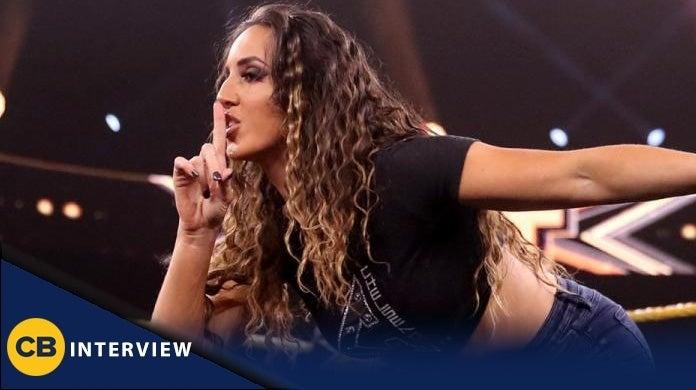NXT-Chelsea-Green-Interview