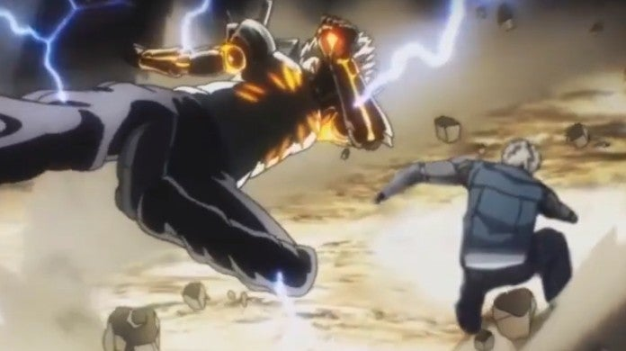 One-Punch Man Genos vs Genos
