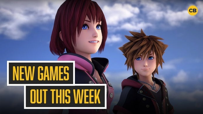 out this week kingdom hearts