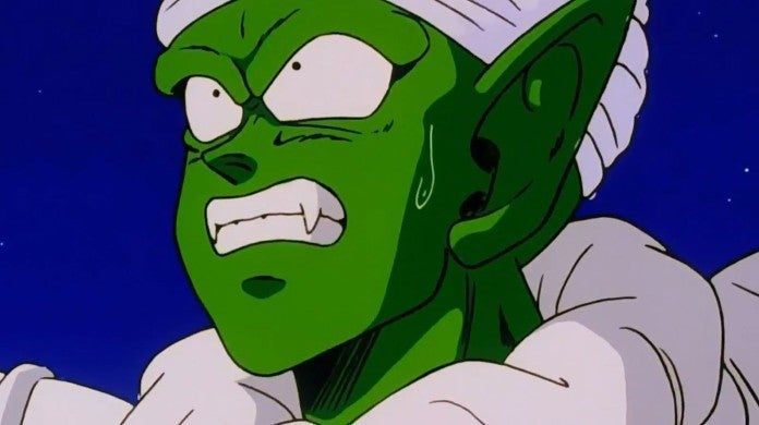 Piccolo Dragon Ball Z Shocked