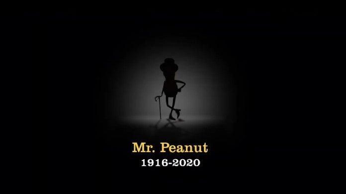 Planters Road Trip 2020 Super Bowl Commercial Mr Peanut Death Wesley Snipes