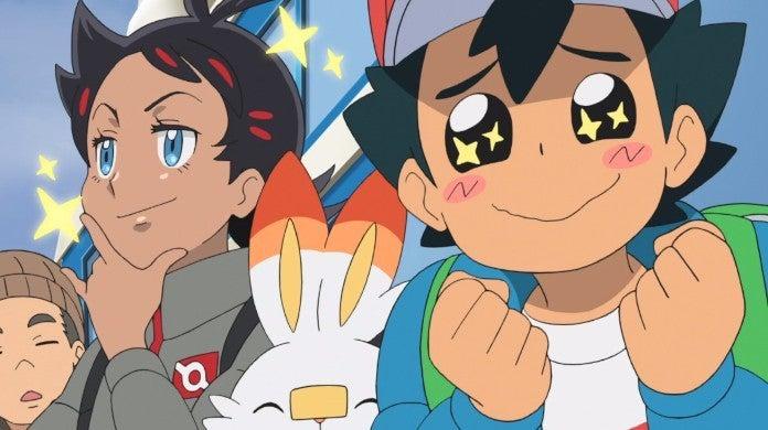 Pokemon Anime Ash Go