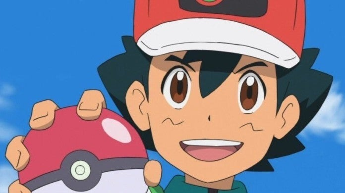 Pokemon Ash Ketchum Anime 2020