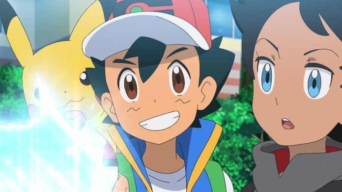 Pokemon Go Ash Anime