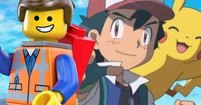 pokemon lego anime
