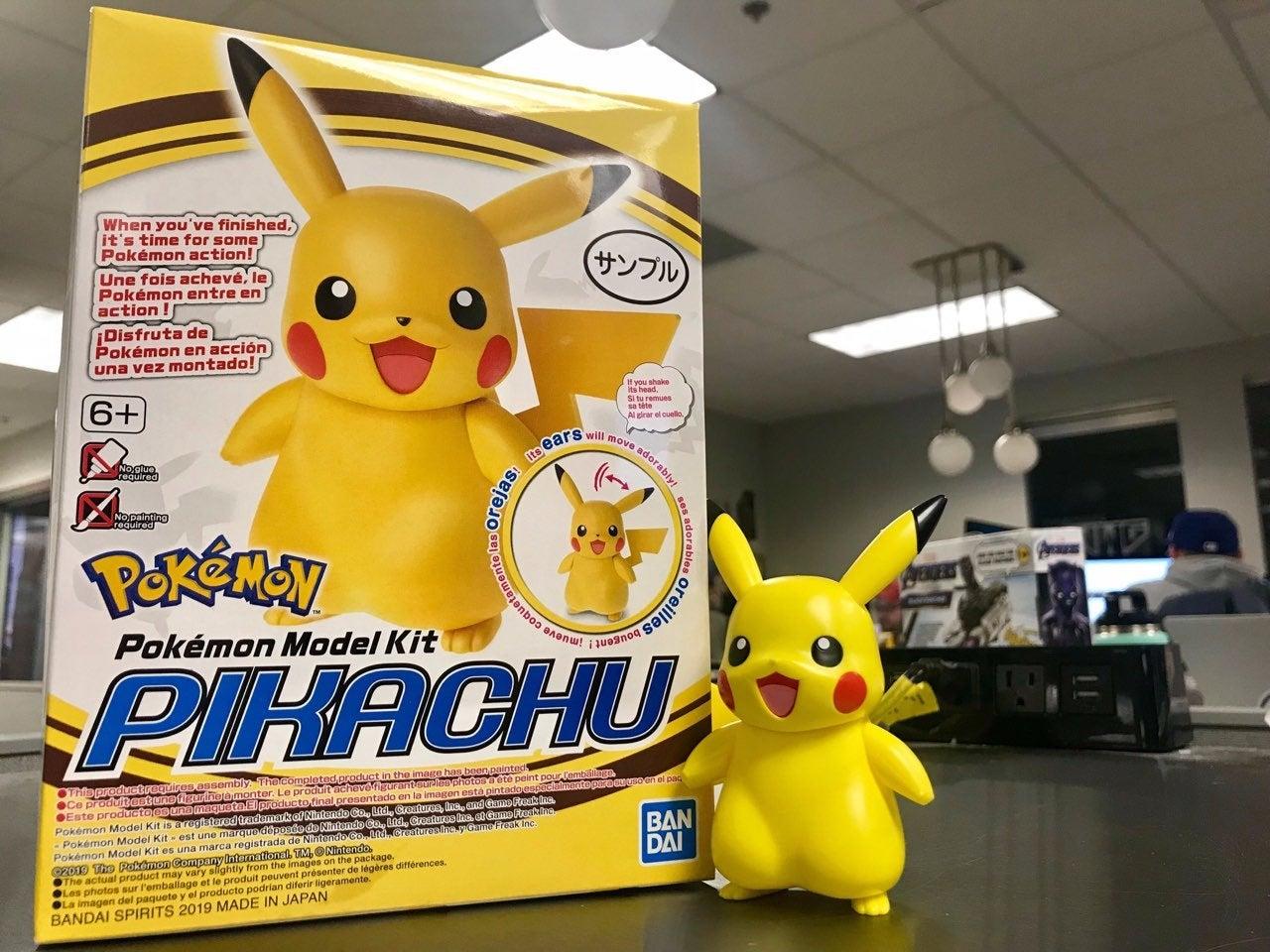 pokemon model figure pokepla IMG_4675