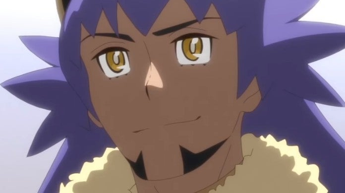 Pokemon Twilight Wings Leon Anime