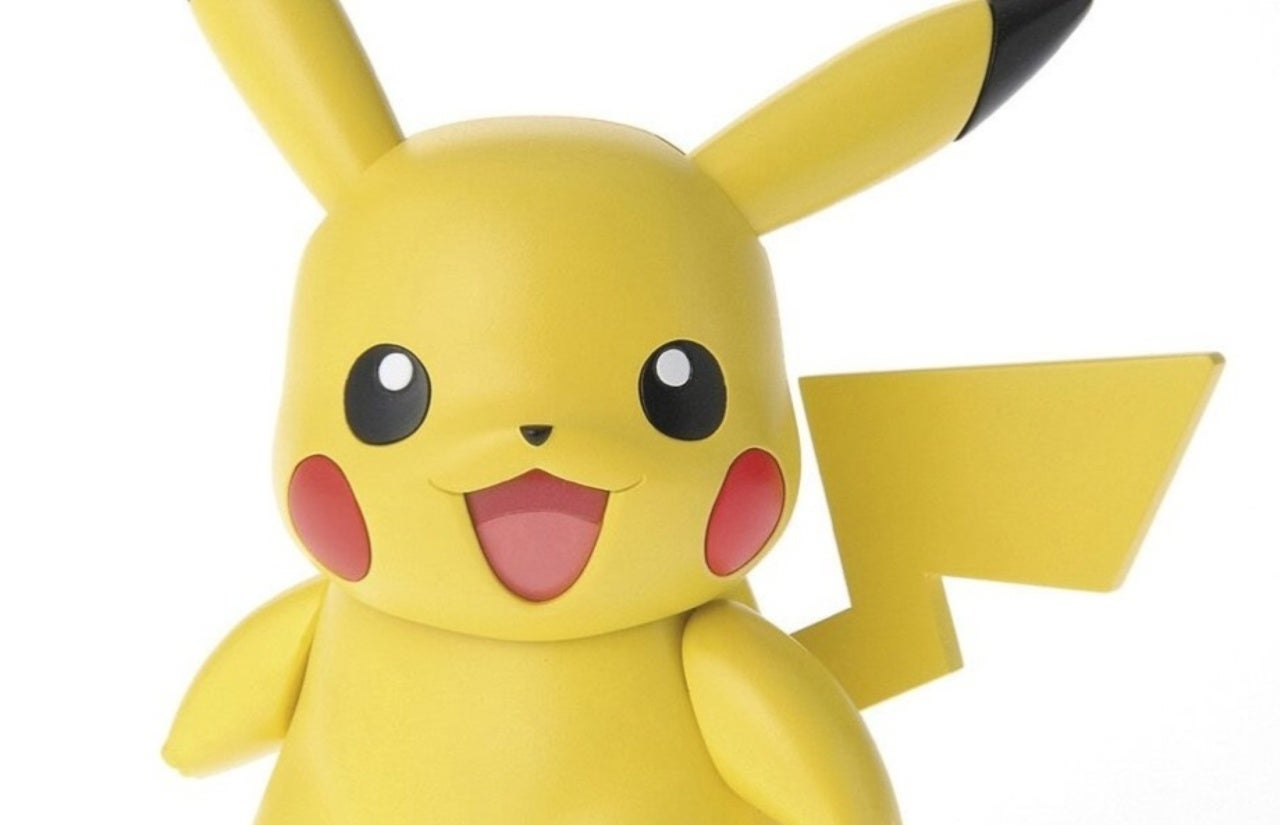 New Pokemon Character Model Kits Announced