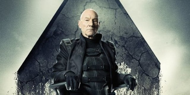 X-Men Star Patrick Stewart Spoke With Marvel's Kevin Feige About Professor X Recently