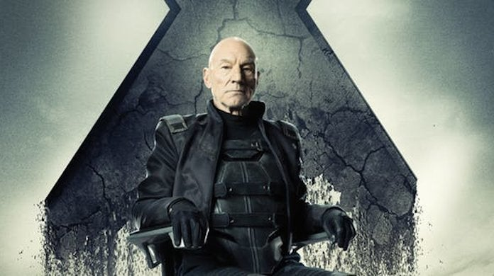 Professor X Patrick Stewart X-Men Movies