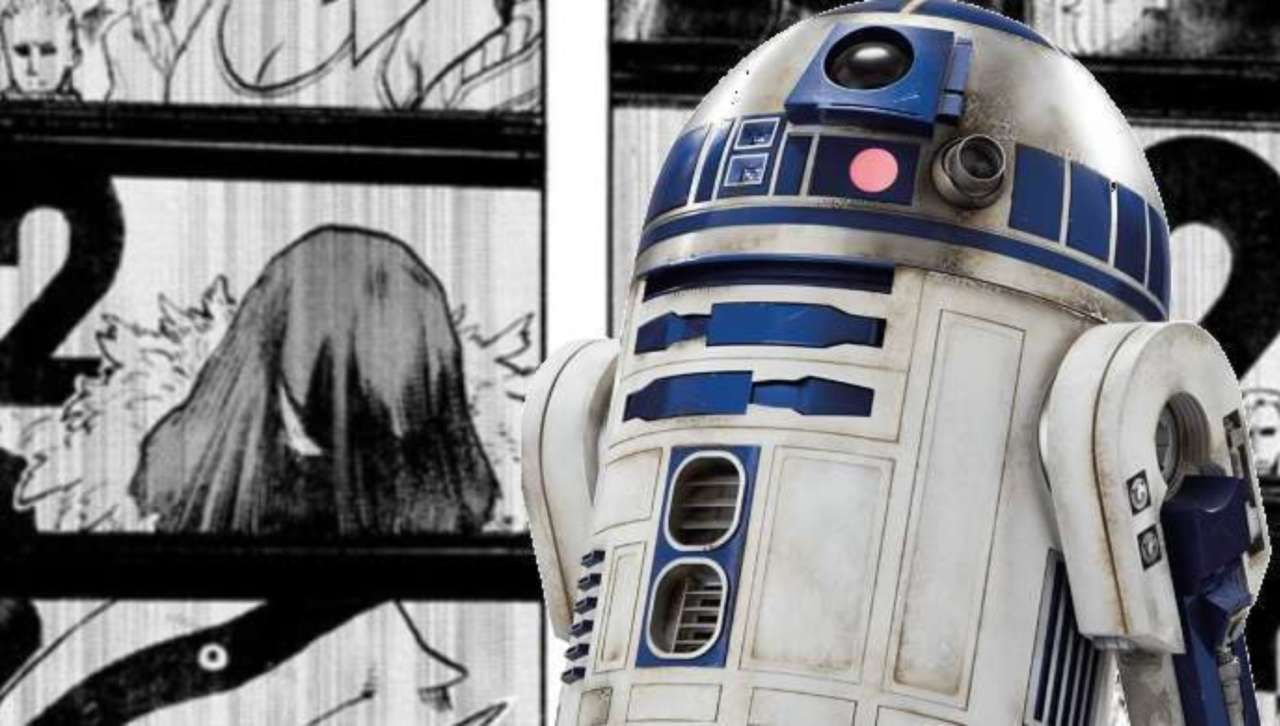 My Hero Academia Reveals That Iconic Star Wars Droid Has Joined The Paranormal Liberation Front