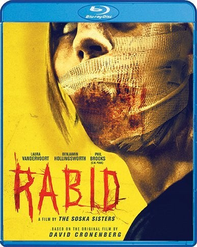 rabid remake blu ray cover shout factory