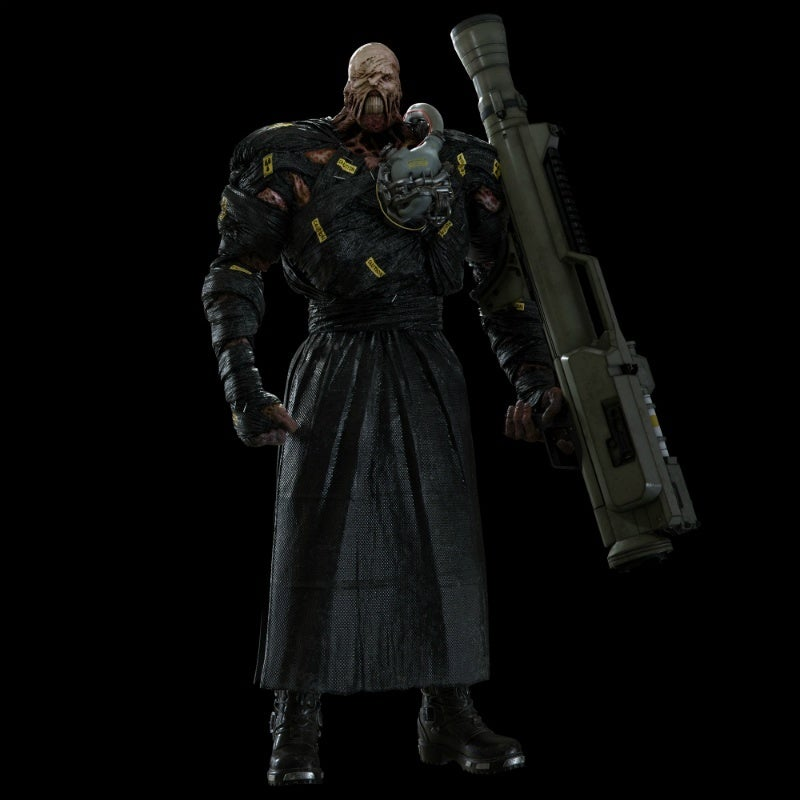 New Resident Evil 3 Trailer Provides Best Look Yet At Nemesis