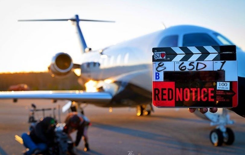 red_notice_production