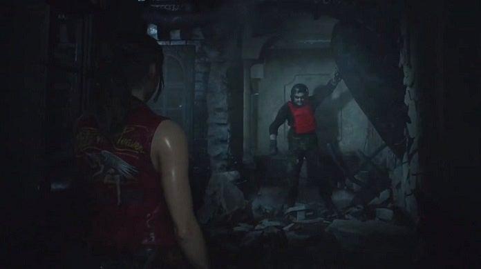 Resident Evil 2 Dr Disrespect