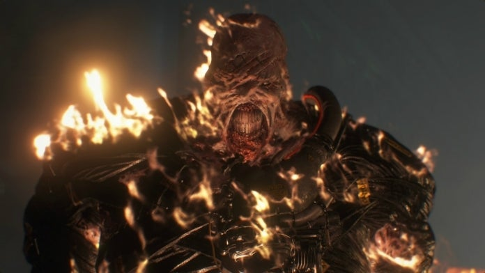 resident evil 3 nemesis cropped hed
