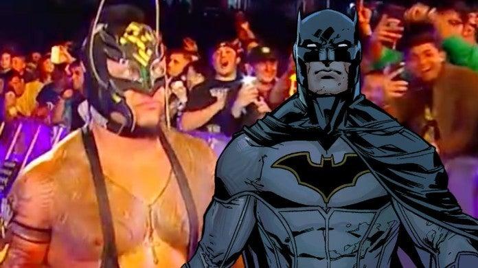 Rey Mysterio WWE Batman