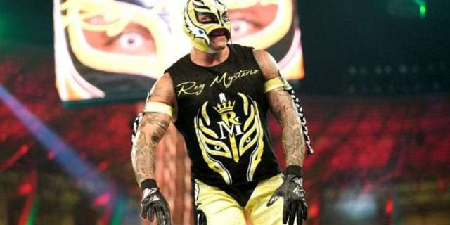 Rey Mysterio Willing To Put His Mask On The Line In Upcoming Match