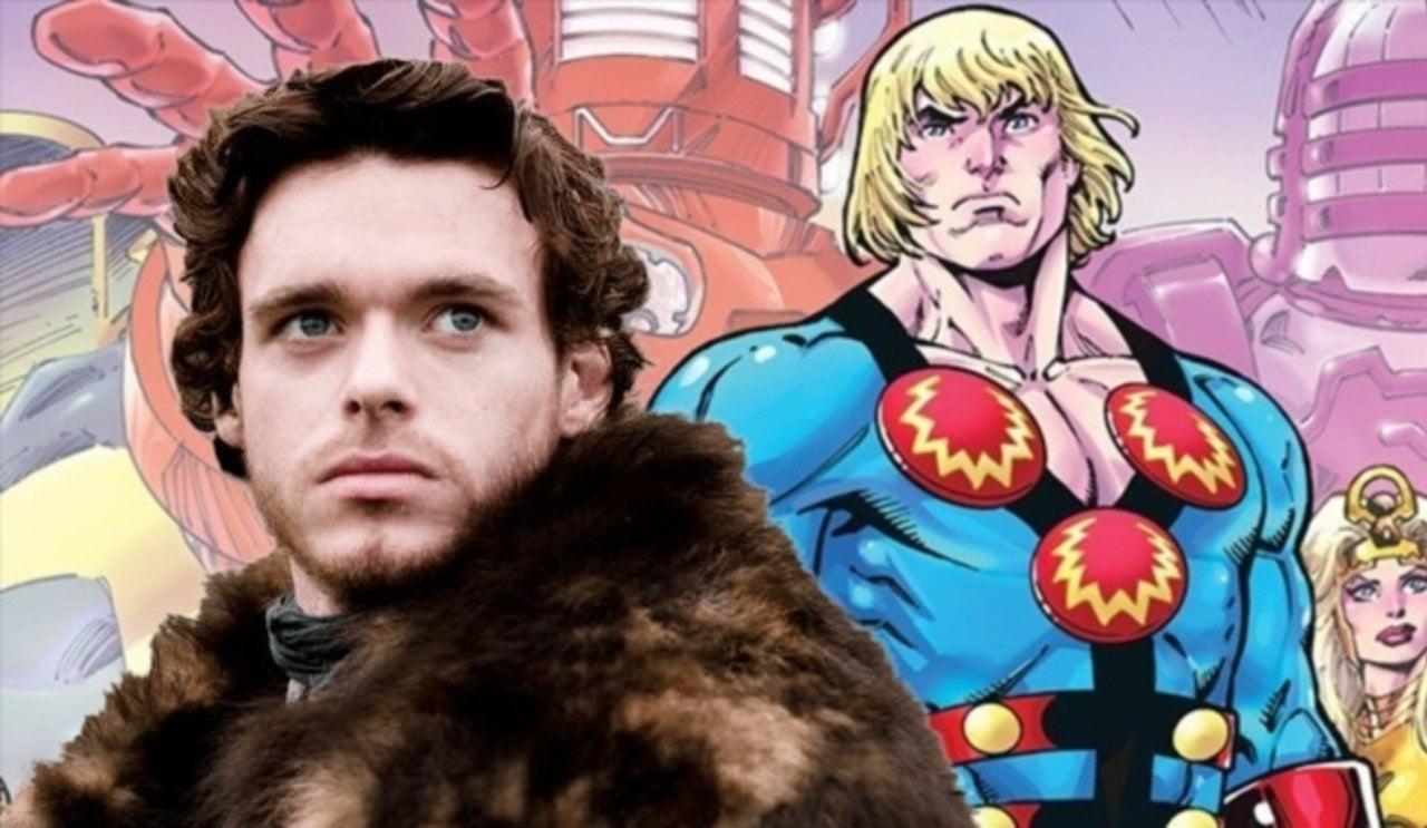 Eternals: First Look at Richard Madden as Marvel's Ikaris